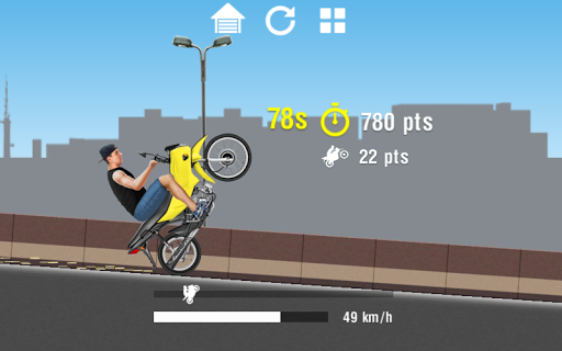 Tuning Moto 0.15 screenshots 4