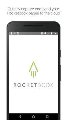 Rocketbook - screenshot