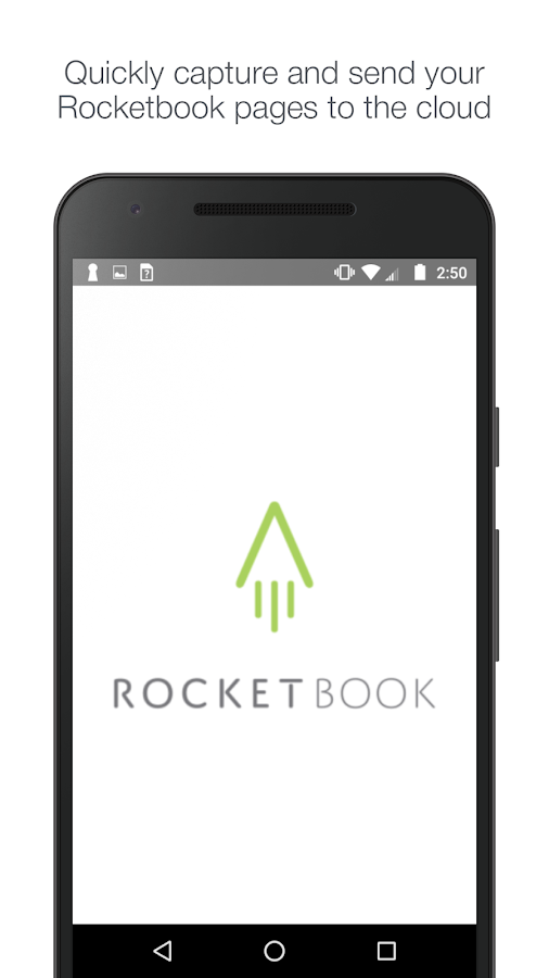 Rocketbook- screenshot