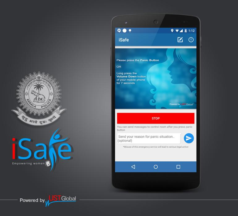 Trivandrum City Police (iSafe)- screenshot