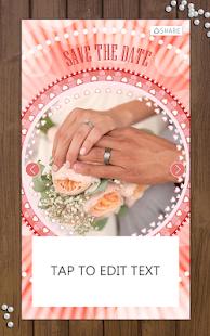 Wedding invitation maker apps on google play screenshot image stopboris Choice Image