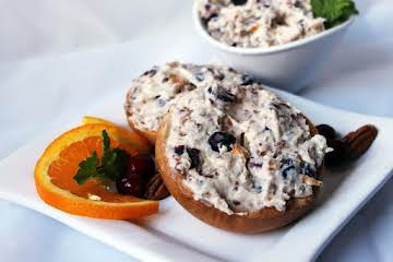 Holiday Harvest Cranberry Orange Pecan Spread