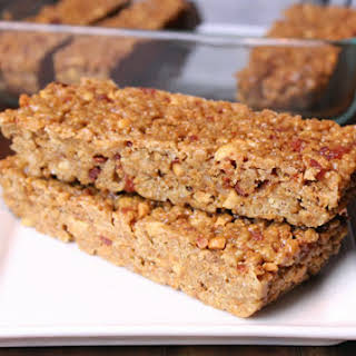 Bacon Crunch Bars.