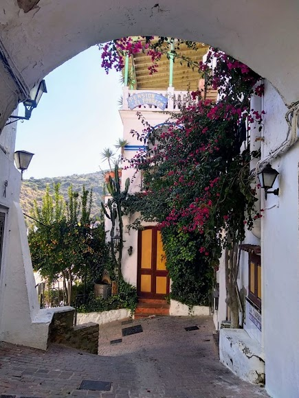 Mojácar, antigua puerta de entrada a la ciudad.