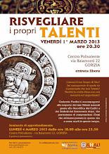 Foto: Seminario: Risvegliare i propri Talenti con il Sincronario Maya. 1 e 4 marzo 2013 a Gorizia.