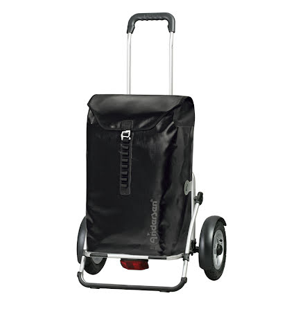 Andersen Royal Shopper Plus Ortlieb med 25cm kullagrade luftdäck