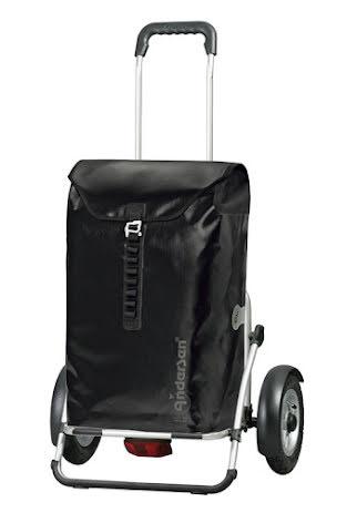 Andersen Royal Shopper Plus Ortlieb med 25cm kullagrade luftdäck