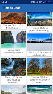 Download Tiempo Citas y frases famosas For PC Windows and Mac apk screenshot 2
