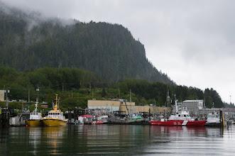 Photo: Prince Rupert's commercial marina