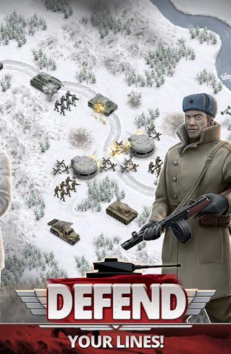 1941 Frozen Front - a WW2 Strategy War Game 1.12.4 screenshots 4