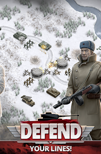 1941 Frozen Front – a WW2 Strategy War Game Apk Download For Android and Iphone 4