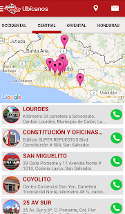 Super Repuestos App- screenshot thumbnail