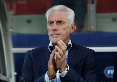 """Le Brugeois qui impressionne Hugo Broos: """"On peut toujours compter sur lui"""""""