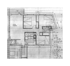Photo: Original plan of the apartment