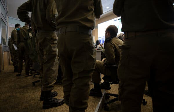 A former leader in Israel's top commando unit acknowledged that the distance from the battlefield could create indifference to human lives.