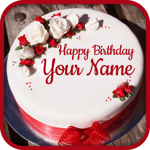 Enjoyable Name On Birthday Cake Special Birthday Wishes Apps On Google Play Funny Birthday Cards Online Overcheapnameinfo