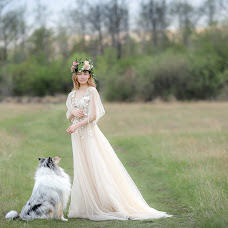 Wedding photographer Katya Pushkareva (RinaKa). Photo of 29.05.2018