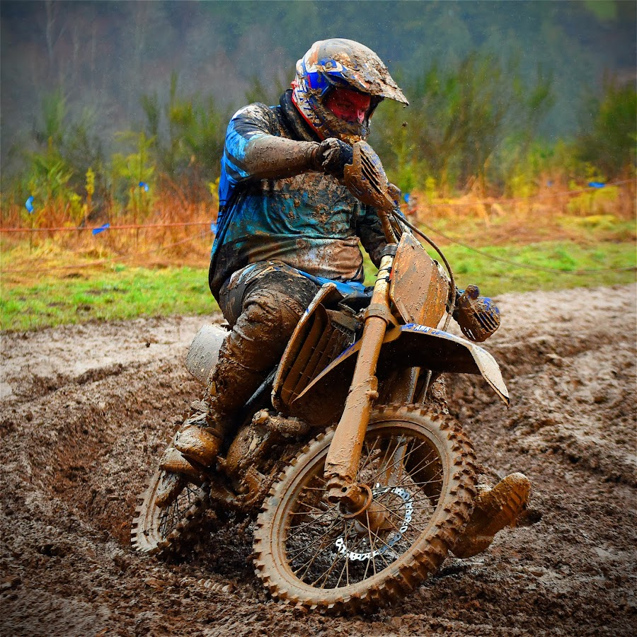 Turning by Marco Bertamé - Sports & Fitness Motorsports ( curve, mud, motocross, race, tunr,  )