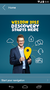 Optus Vision 2015- screenshot thumbnail