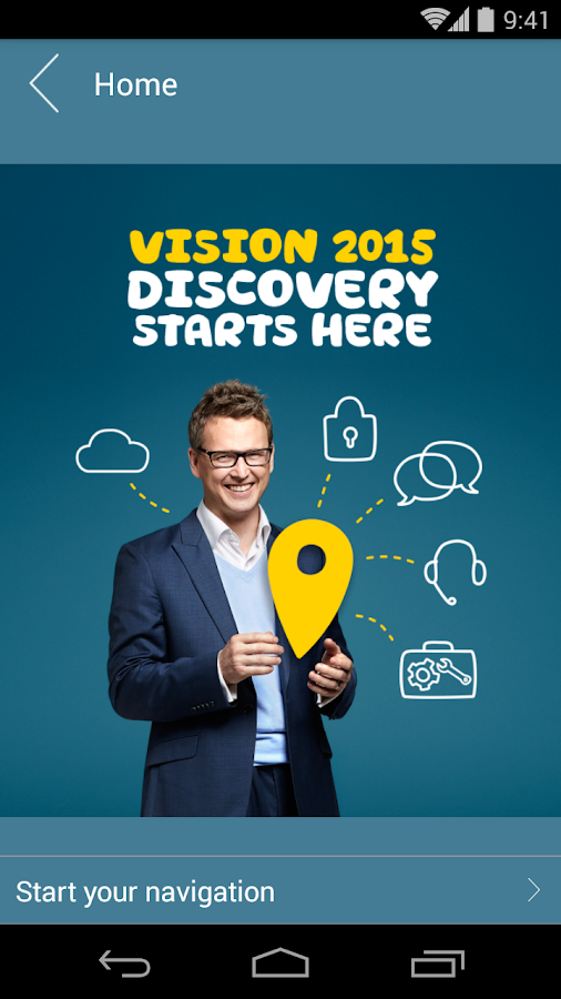Optus Vision 2015- screenshot