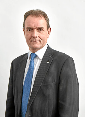 Mark Scott, chassis and powertrain module leader at Bentley Motors