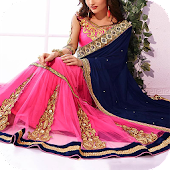 Saree Design 2015