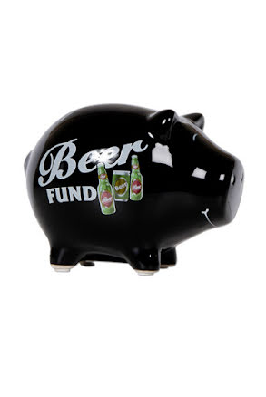 Spargris beer fund