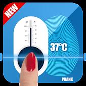 Medical thermometer Prank
