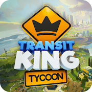 Transit King Tycoon – Business game. City builder
