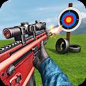 Target Shooting Legend: Gun Range Shoot Game icon