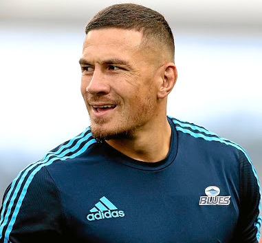 KEVIN MCCALLUM: The redemption of Sonny Bill Williams
