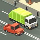 Blocky Traffic Racer icon
