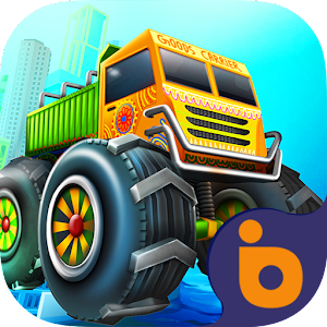 Monster Truck Saga for PC and MAC
