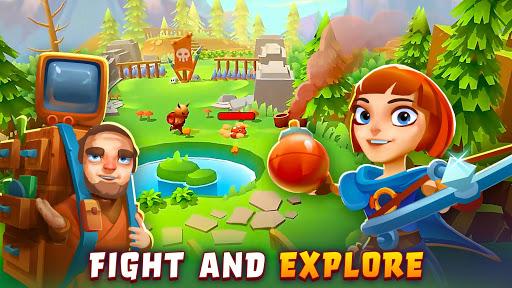 Télécharger Bow Land mod apk screenshots 5