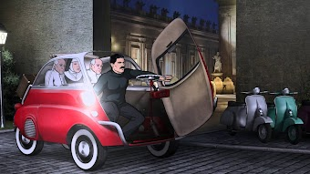 The Papal Chase