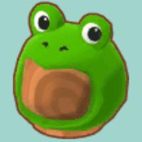 どうぶつ の 森 カエル
