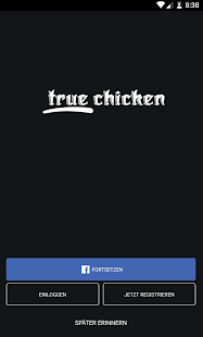 true chicken - náhled