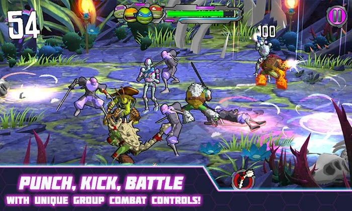 TMNT Portal Power- screenshot
