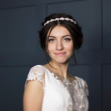 Wedding photographer Kseniya Filonova (Dmitrievna). Photo of 24.01.2018