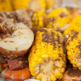 Low Country Seafood Boil Recipes