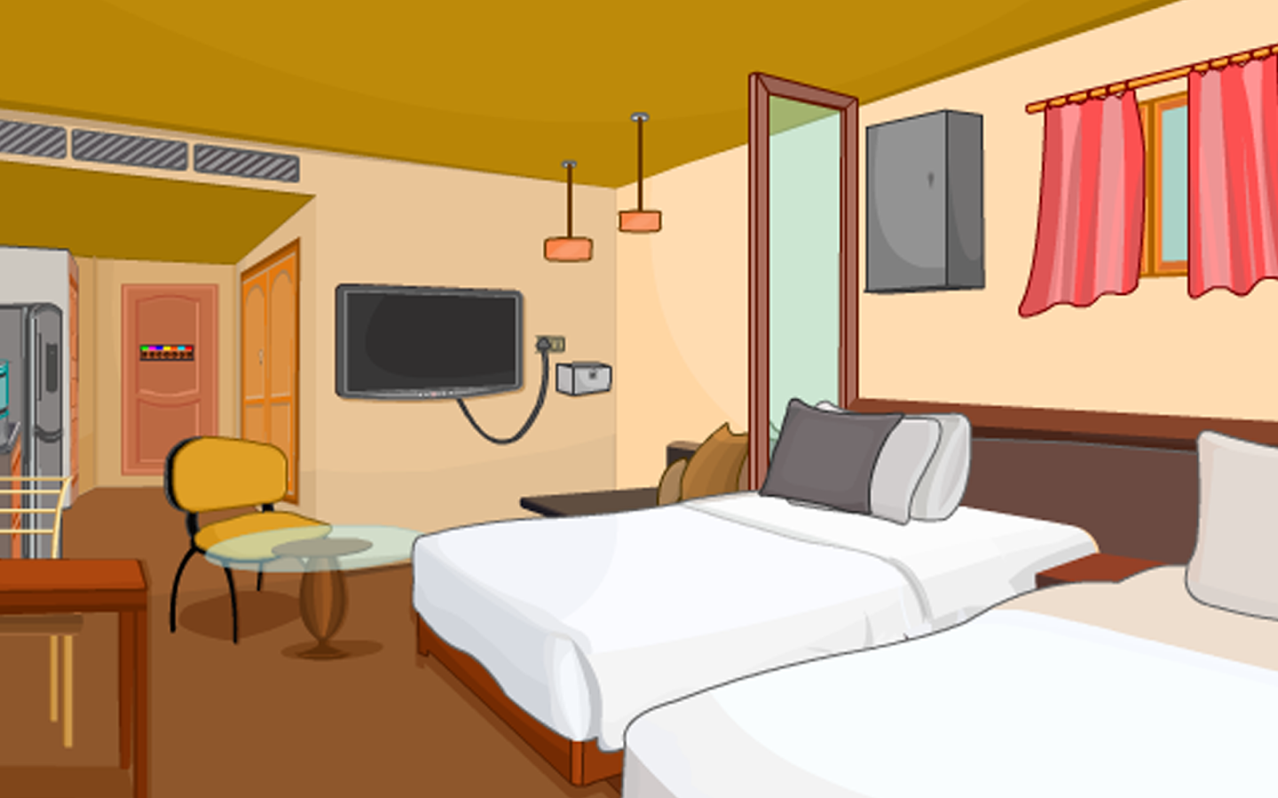 Escape puzzle apartment rooms android apps on google play for Small room escape 12