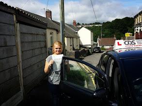Photo: cwmbran driving school danielle