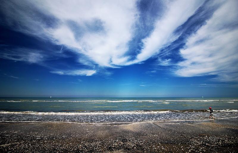 Sono piccolo ma non ho paura del mare di Marlyn