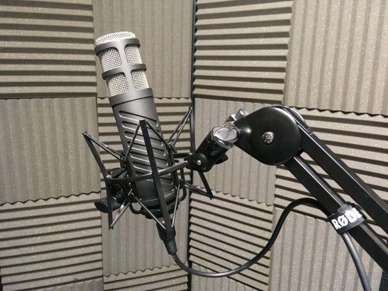 pelindung mikrofon