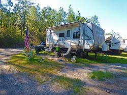 Wilderness RV Park, Robertsdale, AL