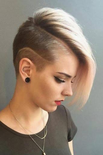 Cortes de cabello para mujer como hombre