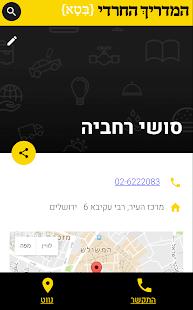 המדריך החרדי 402 - náhled