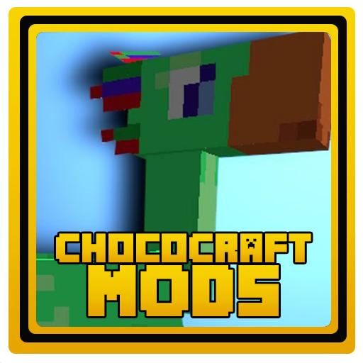 Chocolate Craft Mod MCPE