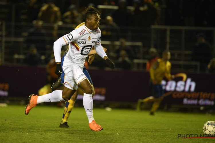 """Aanvaller KV Mechelen droomt van nationale ploeg Ivoorkust: """"Hoop er in september bij te zijn"""""""