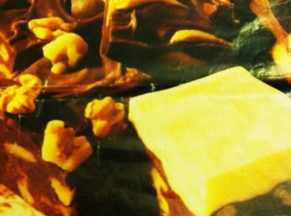 One Bowl Fudge 3 Flavors Recipe